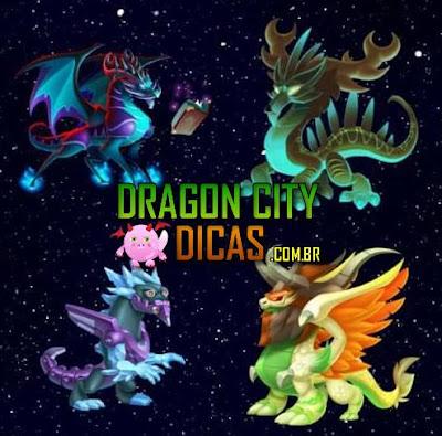 4 Futuros Dragões - Descobertos!