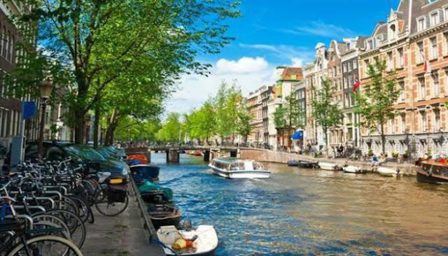 Amsterdam, Belanda