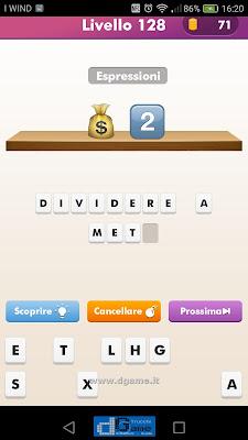 Emoji Quiz soluzione livello 128