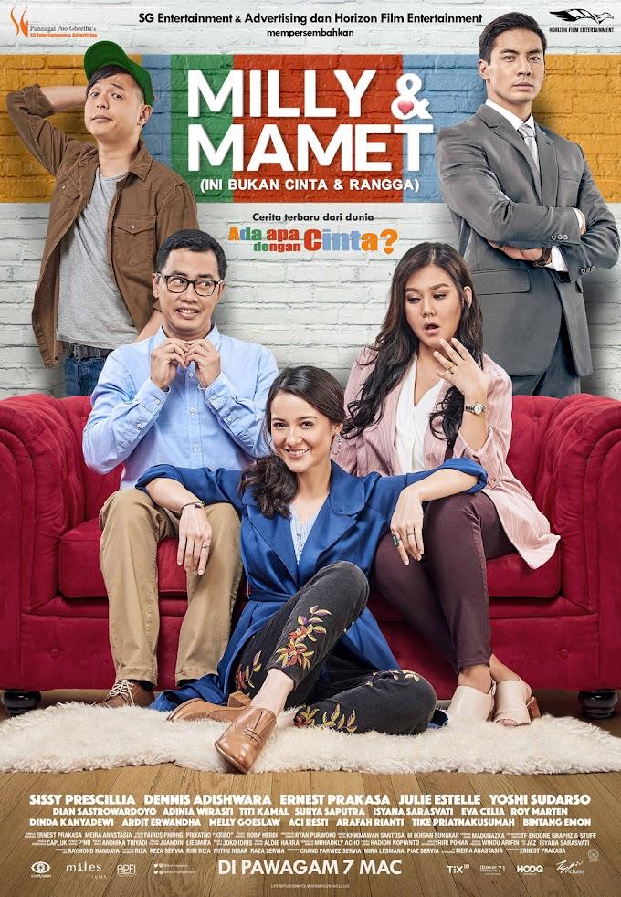 Review Filem Milly & Mamet