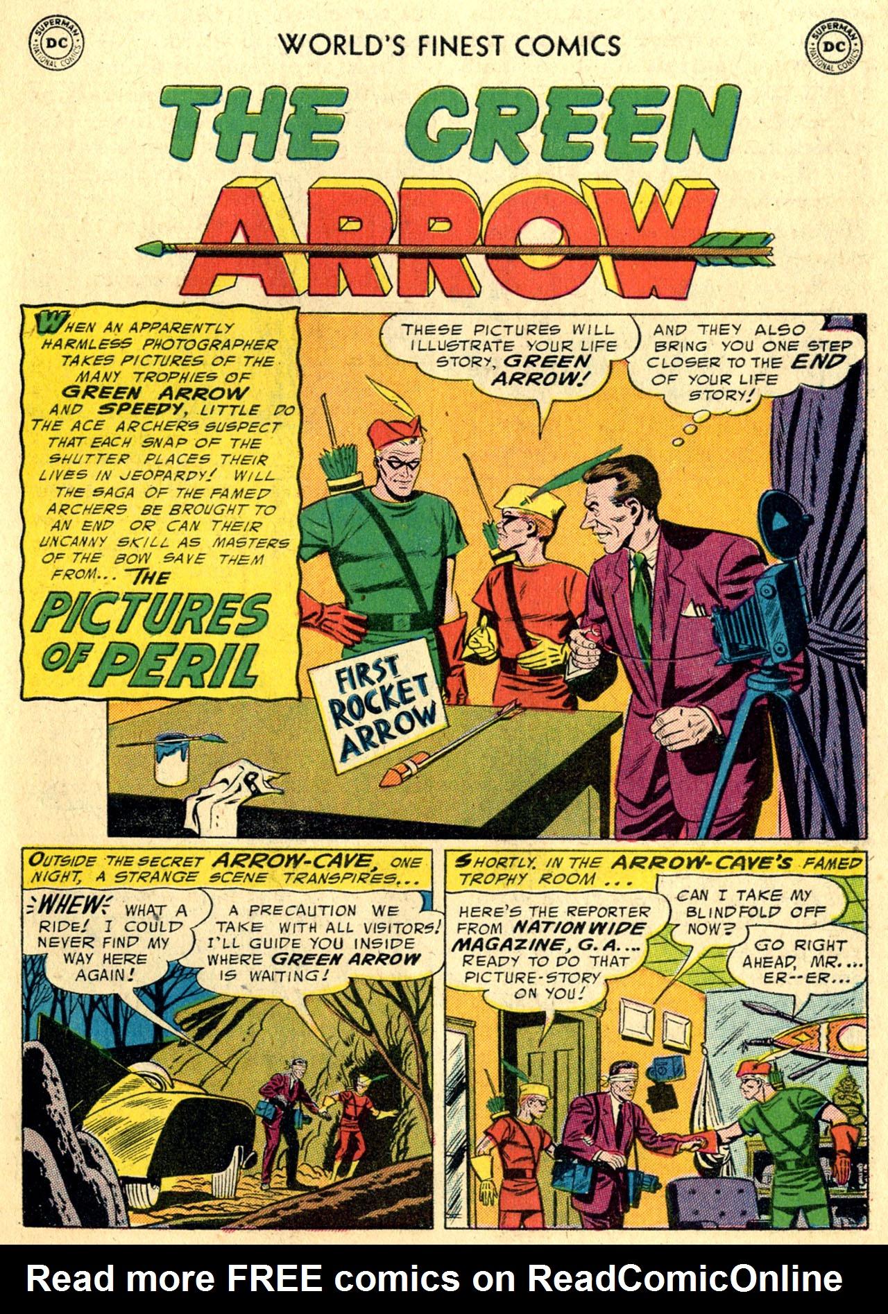 Read online World's Finest Comics comic -  Issue #82 - 26