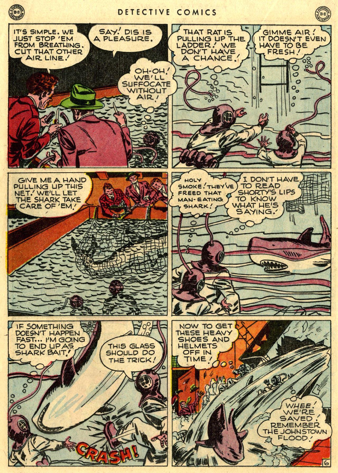 Read online Detective Comics (1937) comic -  Issue #118 - 22