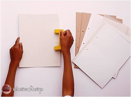 Handmade Craft Using Papers 3