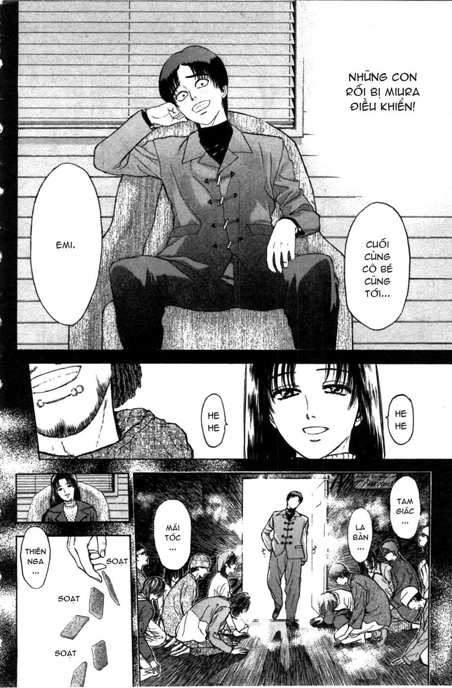 Psychometrer Eiji chapter 41 trang 5