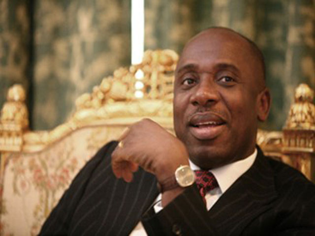 AMAECHI IS JUST PLAYING TO THE GALLERY ,AND SHOULD NOT BE TAKEN SERIOUS, SAYS ARMY BOSS