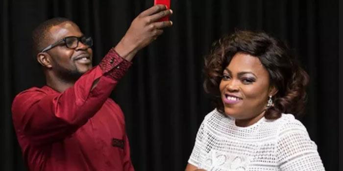 Funke Akindele was a love at first sight - JJC