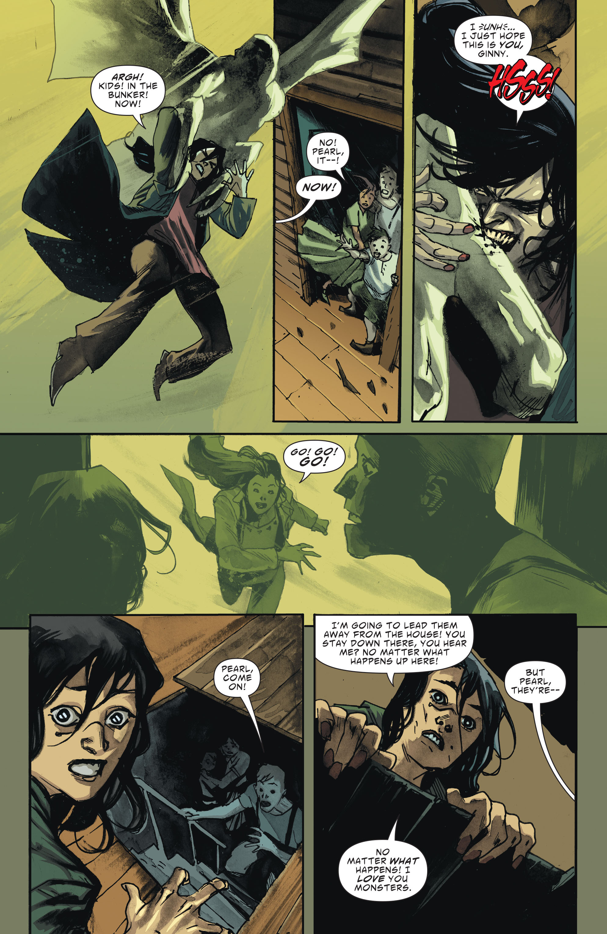 Read online American Vampire: Second Cycle comic -  Issue #4 - 6