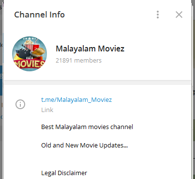 how to download movies from telegram in malayalam
