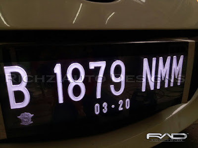 plat nomor richz auto designs