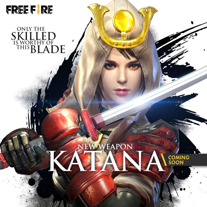 Free Fire New Character Map Knife Update Gamersidea
