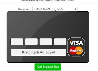 ByNoGame Kredi Kartina Para Cekme