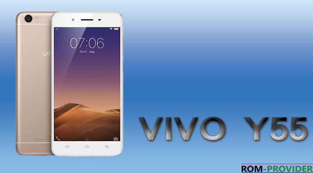 Download & Install tested Flash File [Firmware] VIVO Y55S