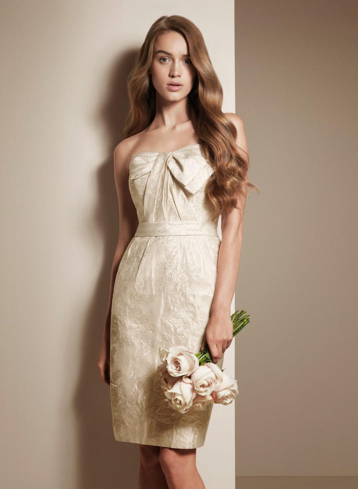 460c7d531f6e Vera Wang Bridesmaid Looks for Fall - S.N.O.B.B. Bride