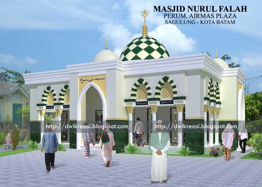 Desain Bangunan: Masjid
