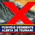 FUNVISIS: No hay alerta de tsunami