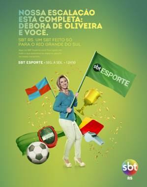 Débora de Oliveira - Divulgação