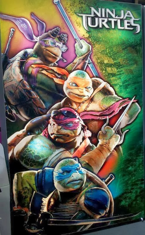 TMNT Movie Trailer Previewed, Will be Online Thursday