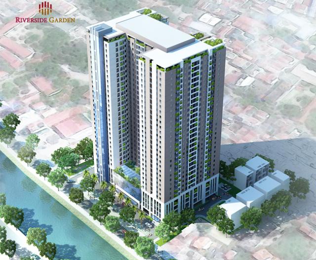Phối cảnh dự án 349 Vũ Tông Phan