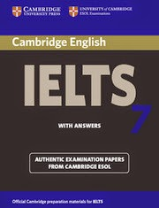 Download Cambridge IELTS 7 With PDF And Audio