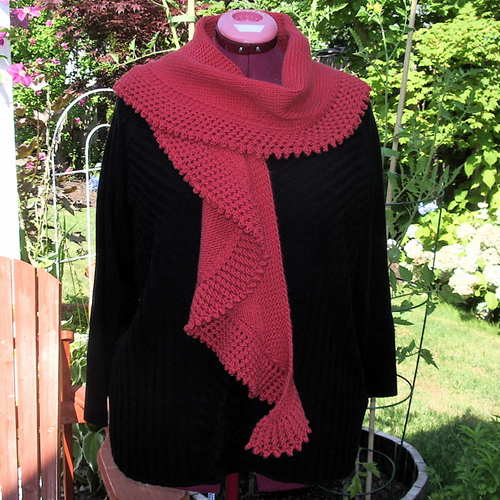 Cinnamon Grace - Free Pattern