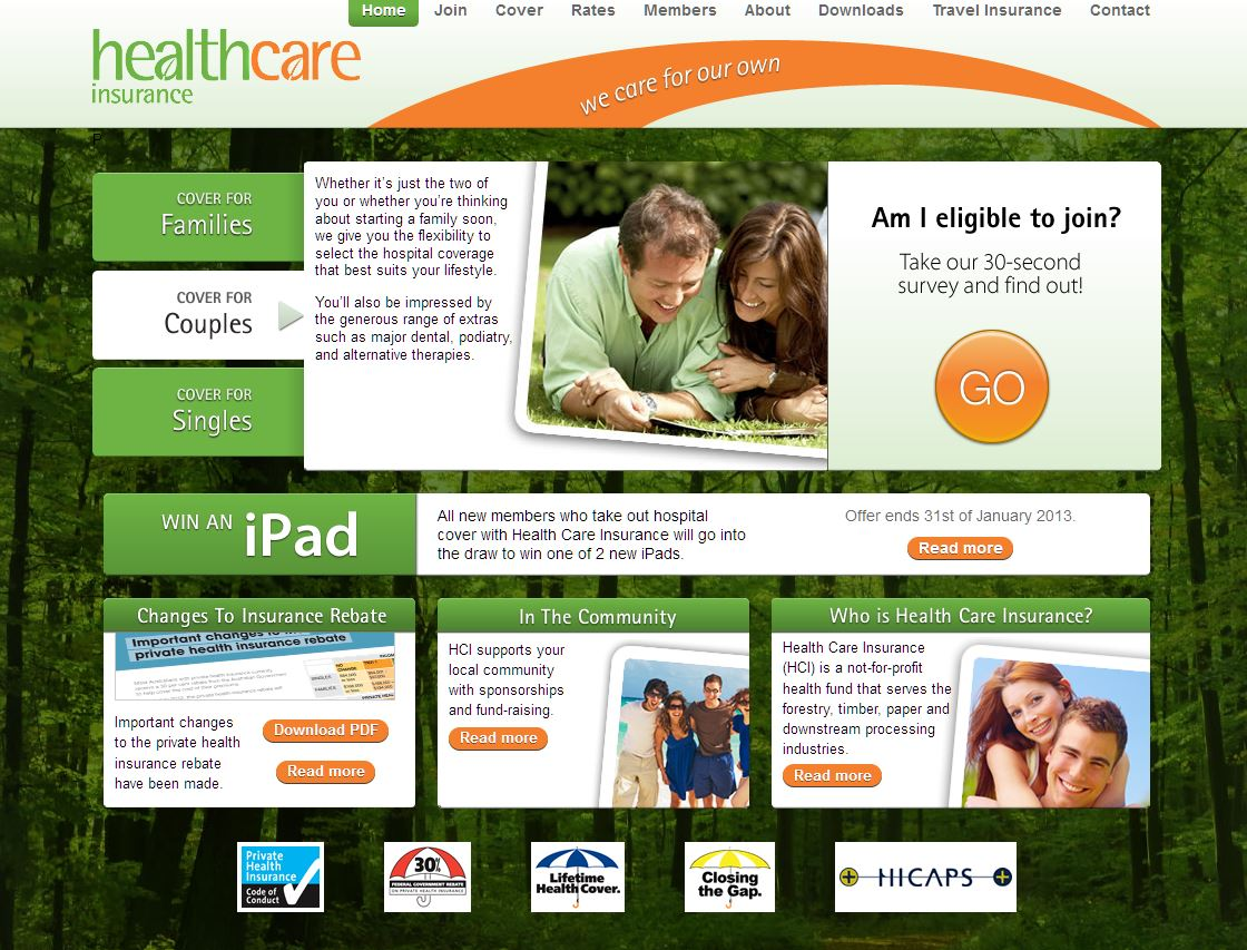 HEALTH CARE INSURANCE LIMITED