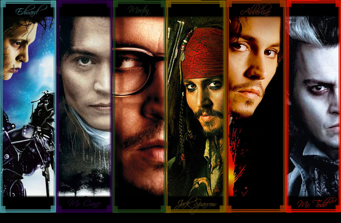 Passion for Movies: Johnny Depp : A Rebel - photo#47