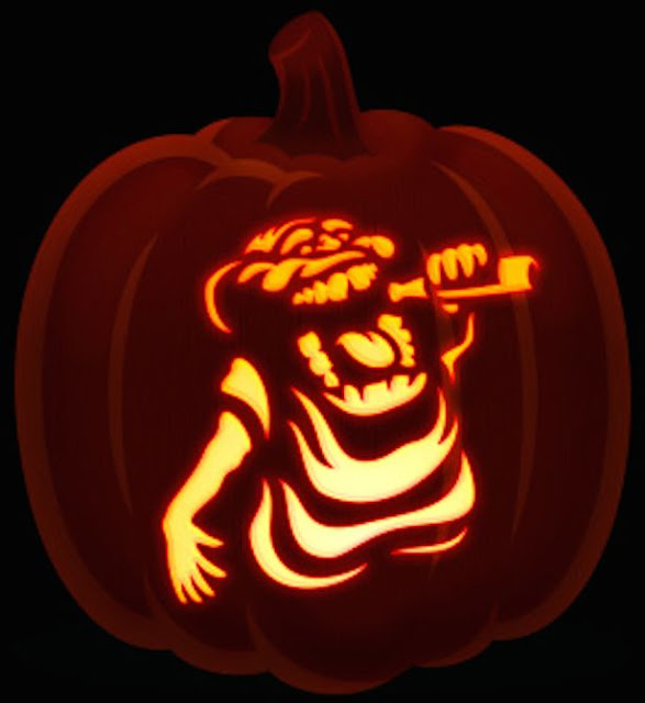 Halloween Pumpkin Carving Stencils Images