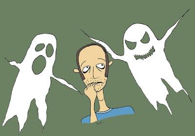El miedo a los fantasmas es un hecho común y generalizado