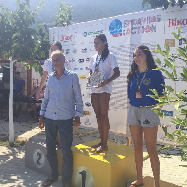Ο Γιάννης Γκιόλας στην Αρχαία Επίδαυρο για το Epidavros Action 2018