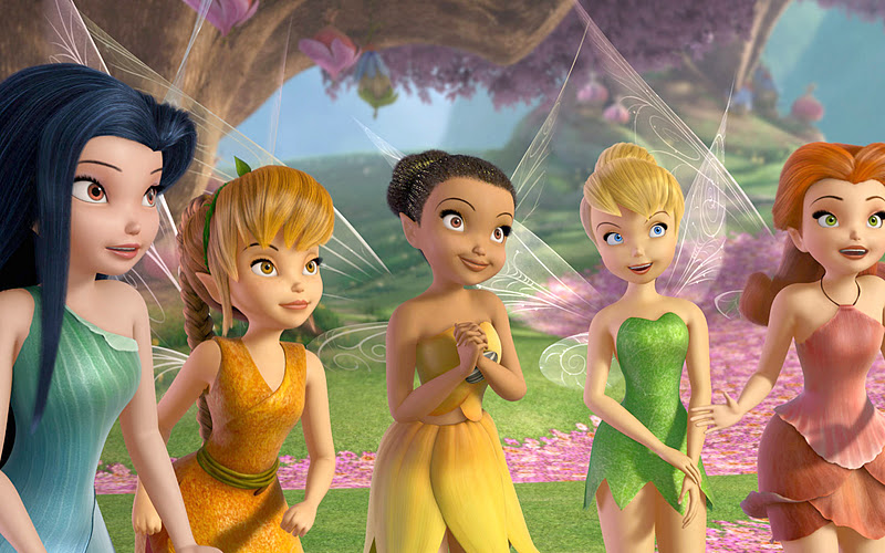Tinkerbell And Friends Wallpaper Hd Movie Wallpaper