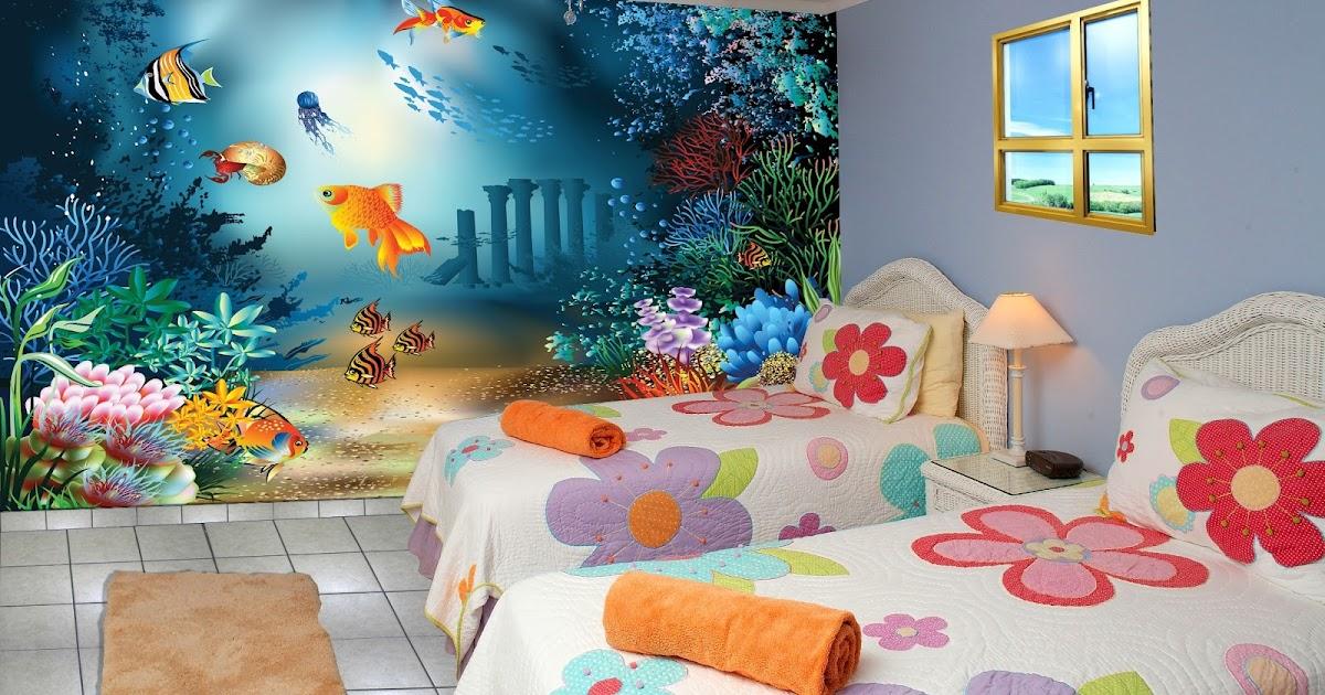 La plus belle chambre d 39 enfant du monde for La plus belle chambre