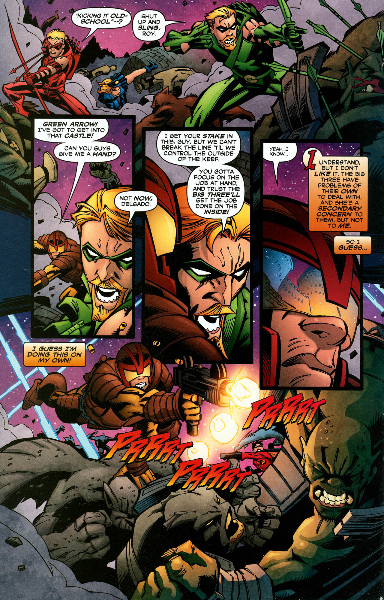 Read online Trinity (2008) comic -  Issue #15 - 24