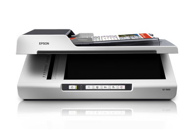 Epson WorkForce GT-1500 Scanner Driver Download