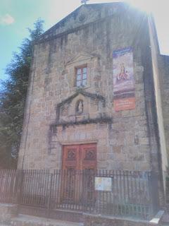 Iglesia de San Agustín Jarandilla