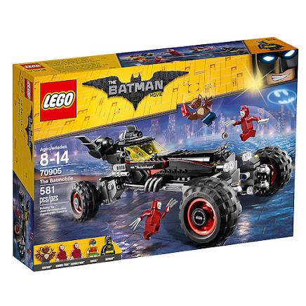 LEGO 70905 - Batmobil