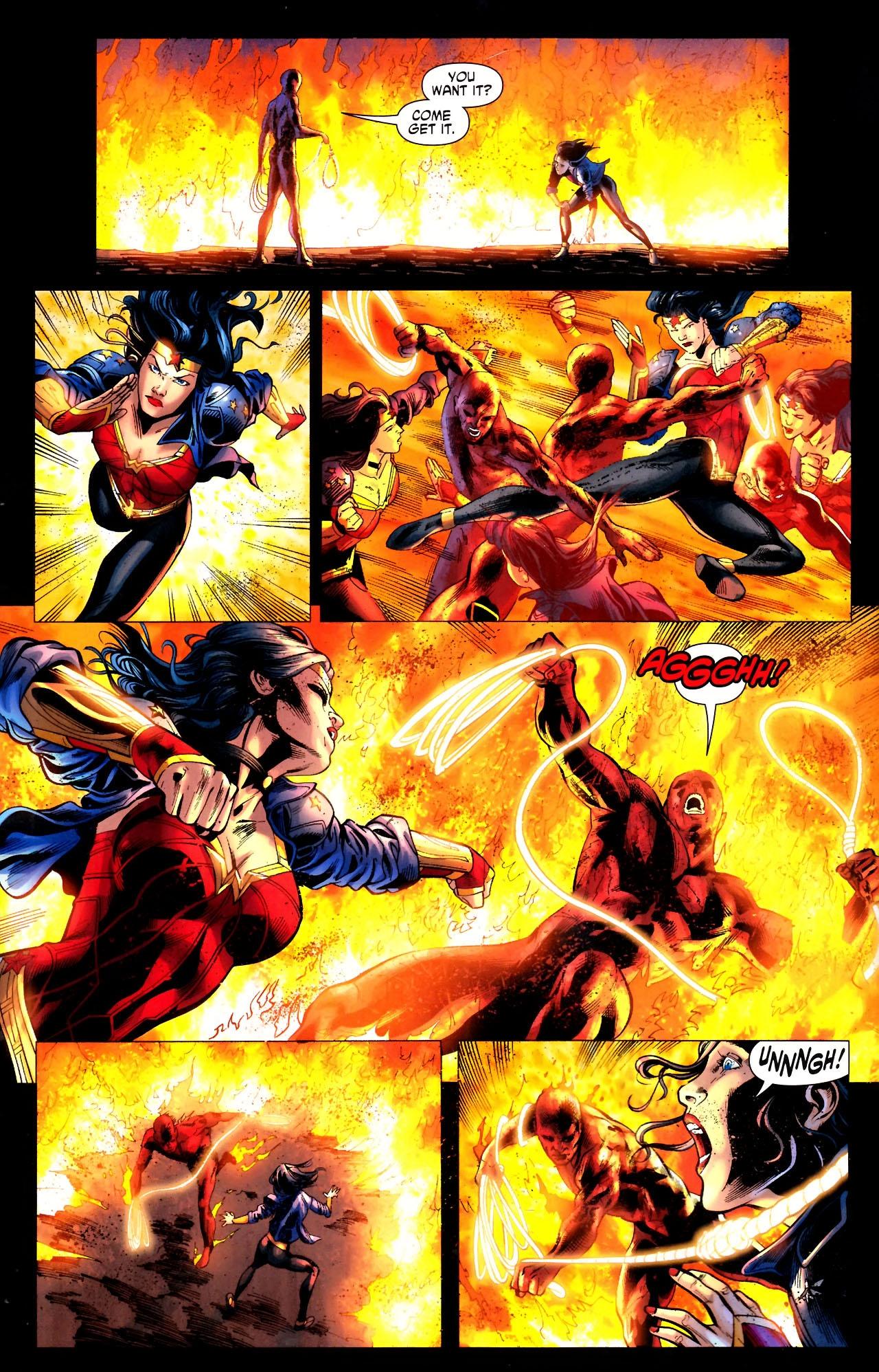 Read online Wonder Woman (2006) comic -  Issue #604 - 10