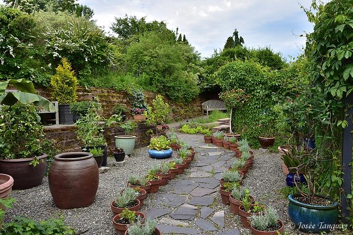 Fen tre sur mes photos le jardin de kingsbrae fin for Jardin google translate