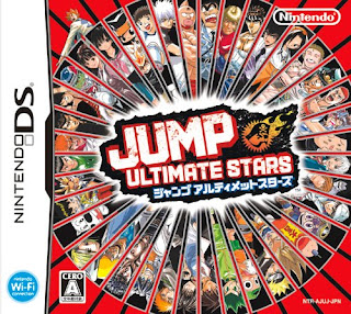 Jump! Ultimate Stars cover