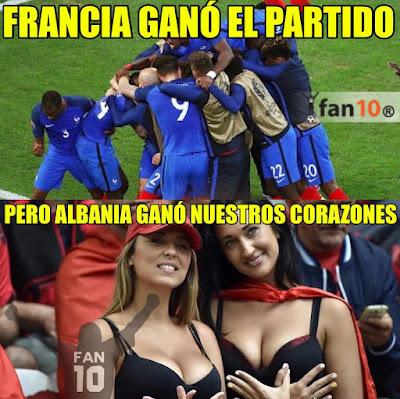 memes eurocopa 2016 mujeres albania