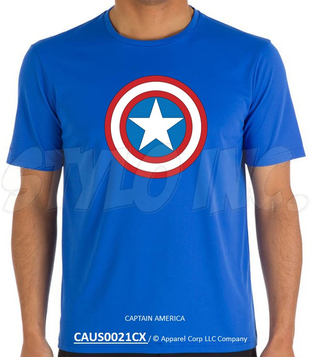 CAUS0021CX CAPTAIN AMERICA