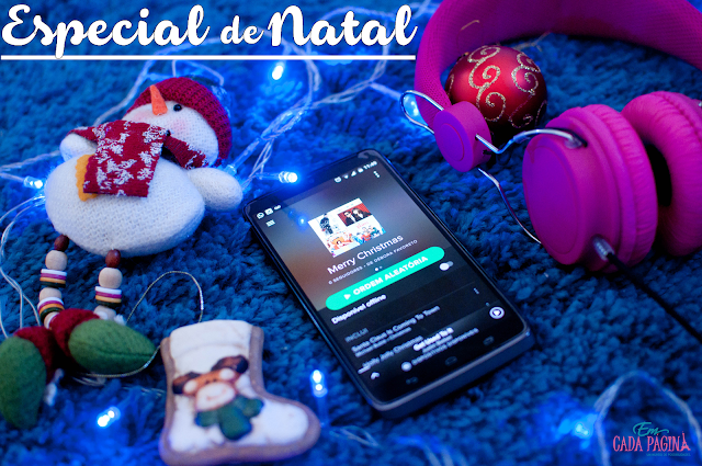 [Especial de Natal] Dica #1: PlayList
