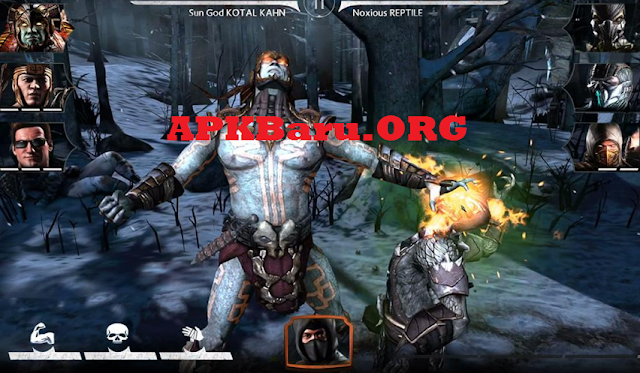 Mortal Kombat X v1.13.0 Apk+Data+Full Mod Terbaru (ALL GPU)