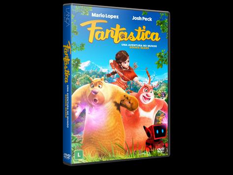 Fantástica - Uma Aventura no Mundo Boonie Bears