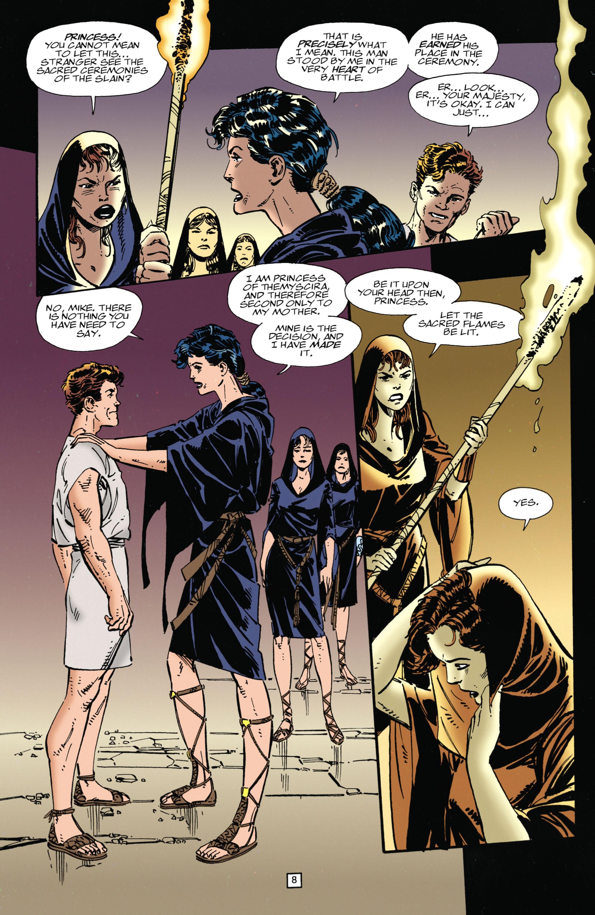Read online Wonder Woman (1987) comic -  Issue #104 - 8
