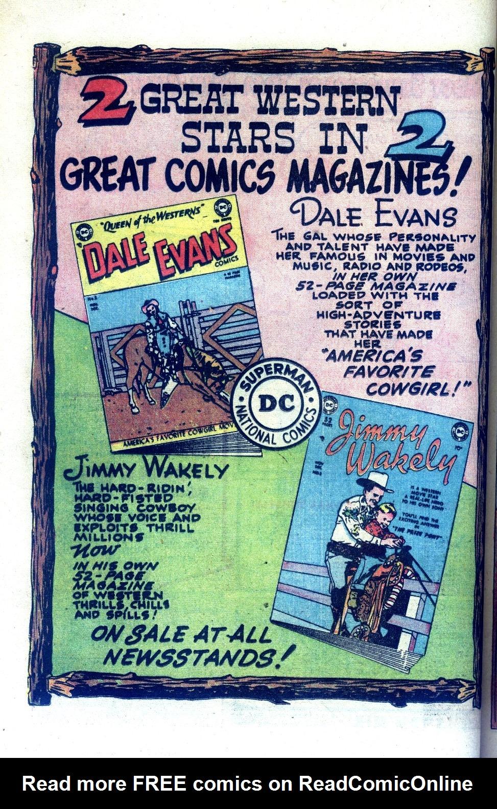 Read online World's Finest Comics comic -  Issue #43 - 28