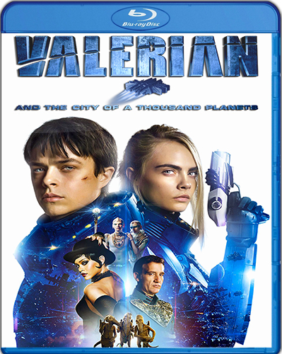 Valerian and the City of a Thousand Planets [2017] [BD25] [Latino] [V2]