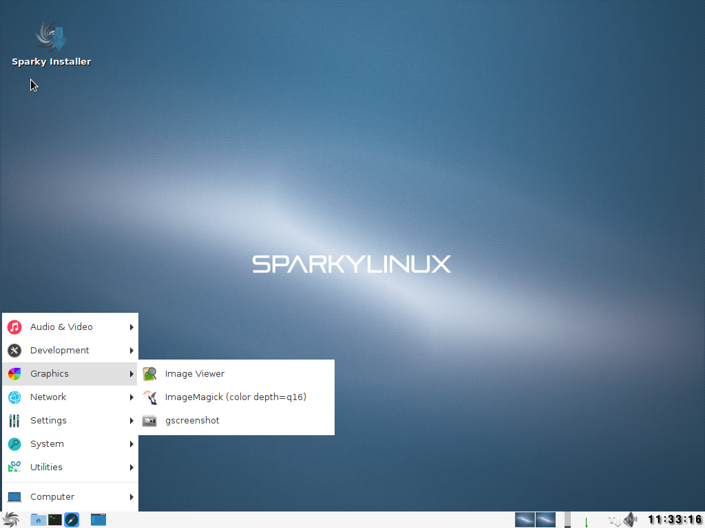 Linux Halwa: Sparky Linux for Debian lovers