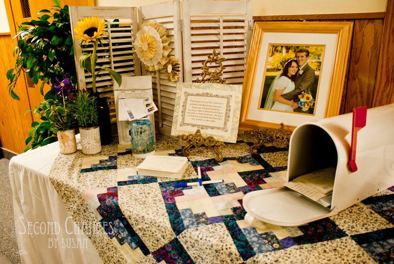 Pictures Of Vintage Wedding Gift Table Kidskunstinfo