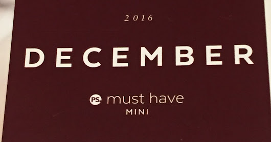 PopSugar Must Have Mini Box December 2016 Review