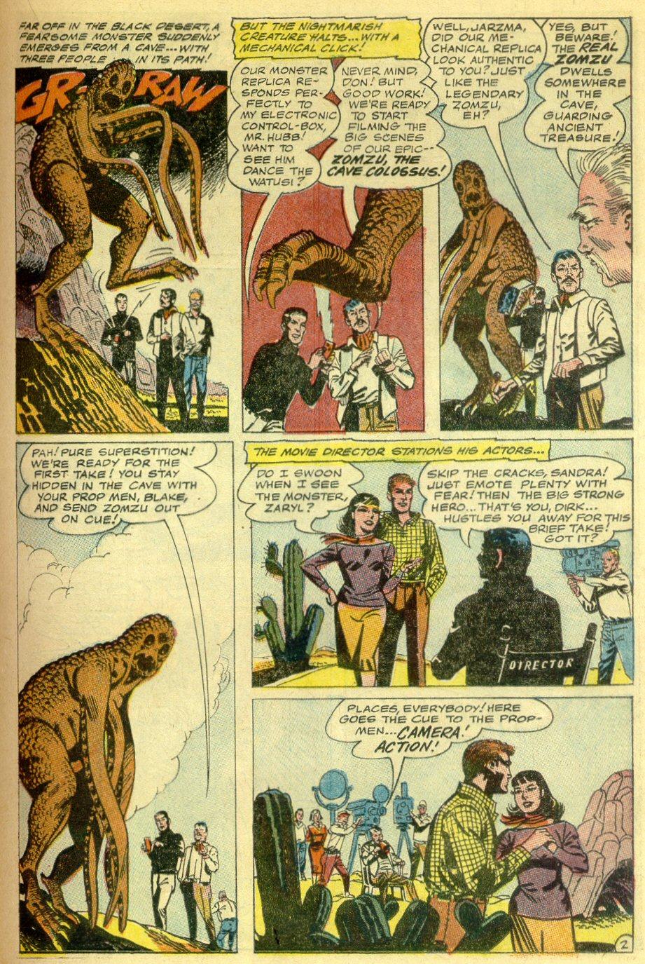 Strange Adventures (1950) issue 193 - Page 21